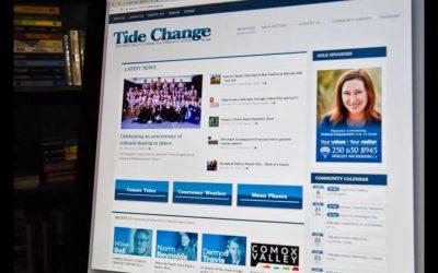 Tide Change: Cumberland opens its trails to a nature preschool