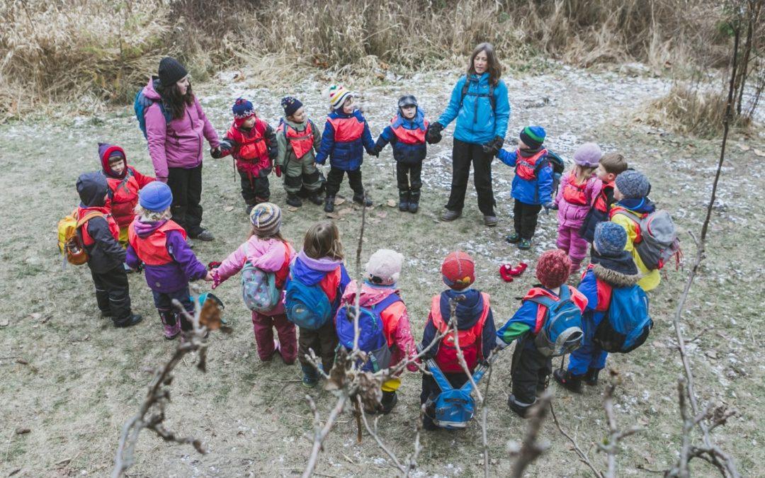 Nature Preschool Parent/Guardian Info Night (Courtenay)