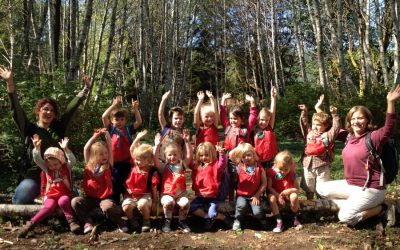 1st Annual Vancouver Island Nature Preschool Conference…for KIDS only!