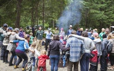Early Years 'Campference' – The Community Producers