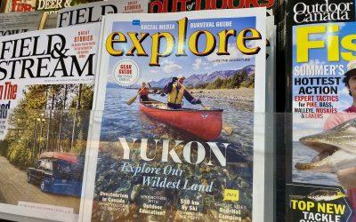 Explore Magazine (Spring, 2020): The New Free-Range Generation