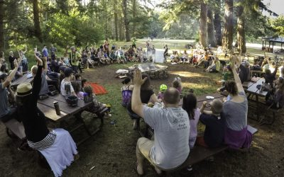 5th Annual Vancouver Island Nature Education KIDS Campference: CANCELLED for 2021