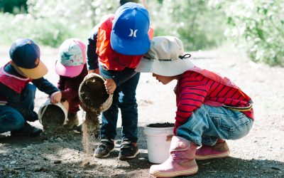 Comox Valley Echo: New nature school for young kids set to open Sept. 8